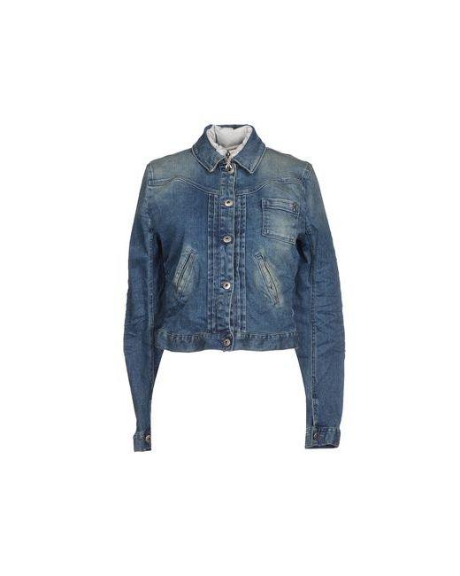 Pepe Jeans London | Женская Синяя Джинсовая Верхняя Одежда