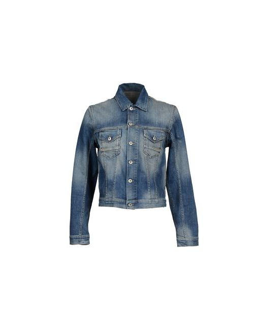Meltin Pot | Мужская Синяя Джинсовая Верхняя Одежда