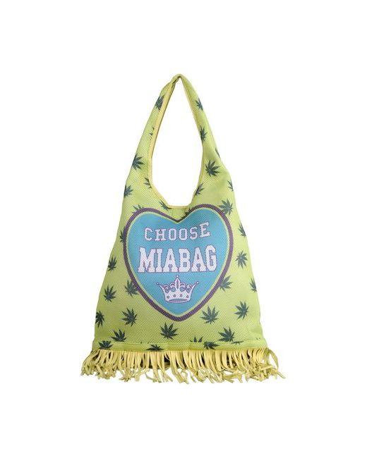 Mia Bag | Женская Зелёная Сумка На Руку