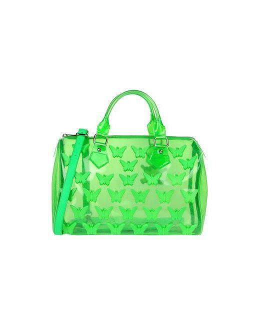 Mia Bag   Женская Зелёная Сумка На Руку