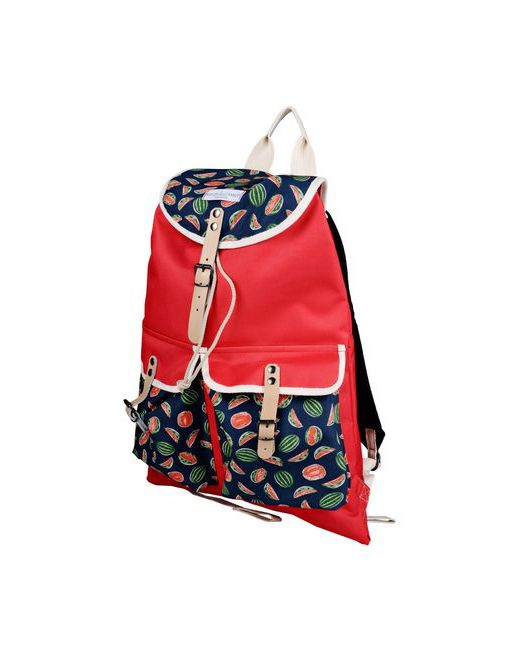 Nati Con La Camicia | Женские Красные Рюкзаки И Сумки На Пояс