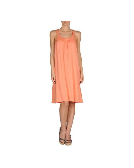 Twin-Set Simona Barbieri   Женское Розовое Пляжное Платье