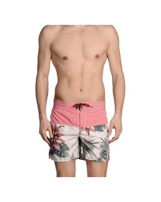Roÿ Roger'S   Мужские Розовые Шорты Для Плавания