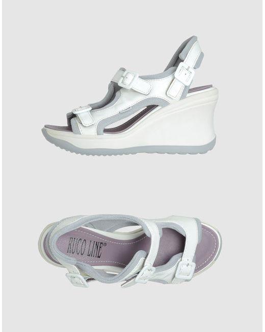 Ruco Line   Женская Обувь На Танкетке