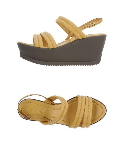 Roberto Del Carlo | Женская Обувь На Танкетке