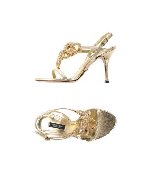 Dolce & Gabbana | Женские Сандалии