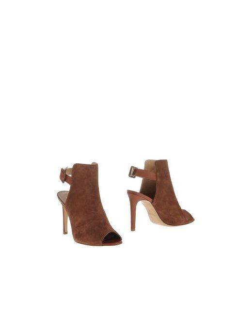 Andrea Catini | Женские Коричневые Ботинки