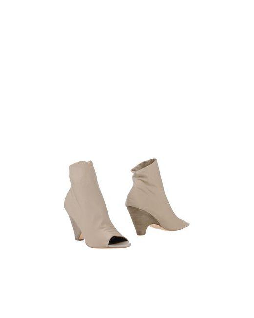 Strategia | Женские Песочные Полусапоги И Высокие Ботинки