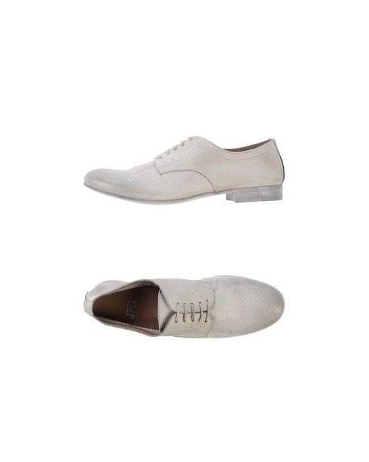 Jfk | Женская Серая Обувь На Шнурках