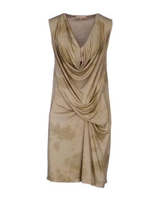 Michael Kors | Женское Короткое Платье