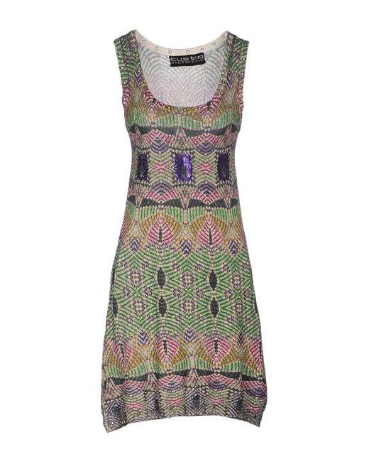 Custo Barcelona | Женское Короткое Платье