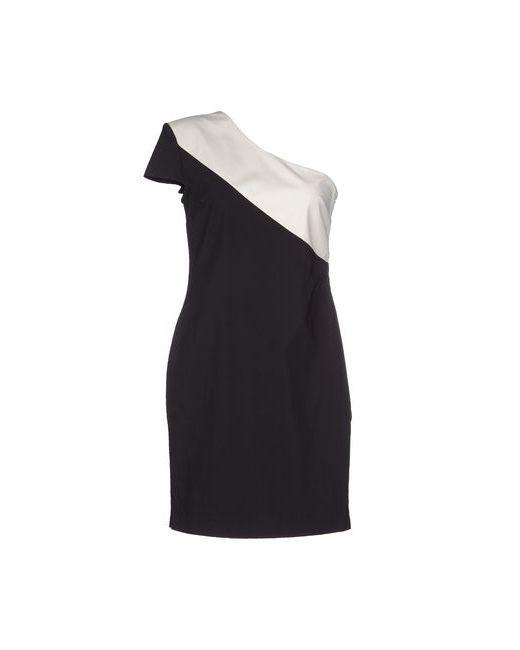 G.Sel   Женское Чёрное Короткое Платье