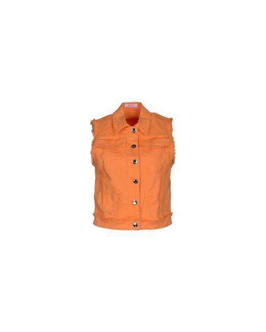 Blugirl Folies | Женская Оранжевая Джинсовая Верхняя Одежда
