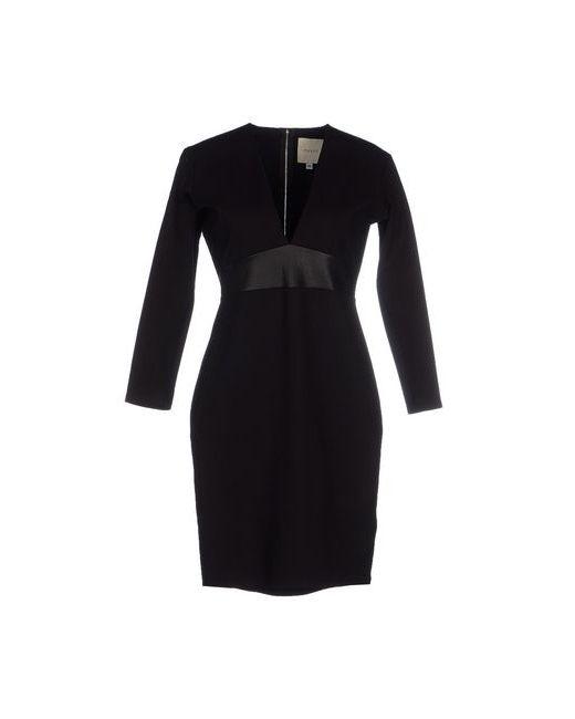 Mason | Женское Чёрное Короткое Платье
