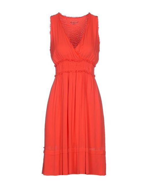 Manila Grace Denim | Женское Платье До Колена