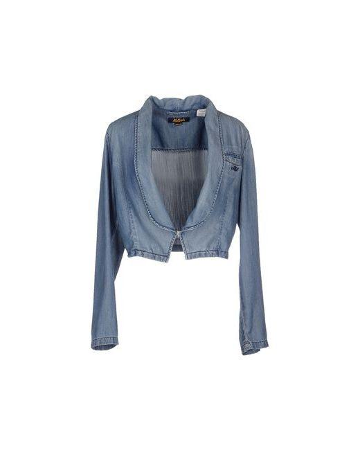 Killah | Женская Синяя Джинсовая Верхняя Одежда