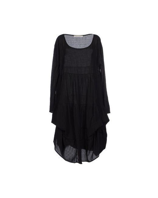 Poème Bohèmien | Женское Чёрное Платье До Колена