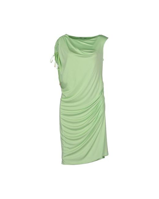 Laltramoda   Женское Зелёное Короткое Платье