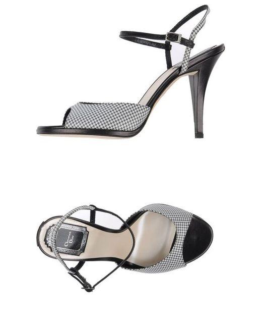 Dior | Женские Сандалии