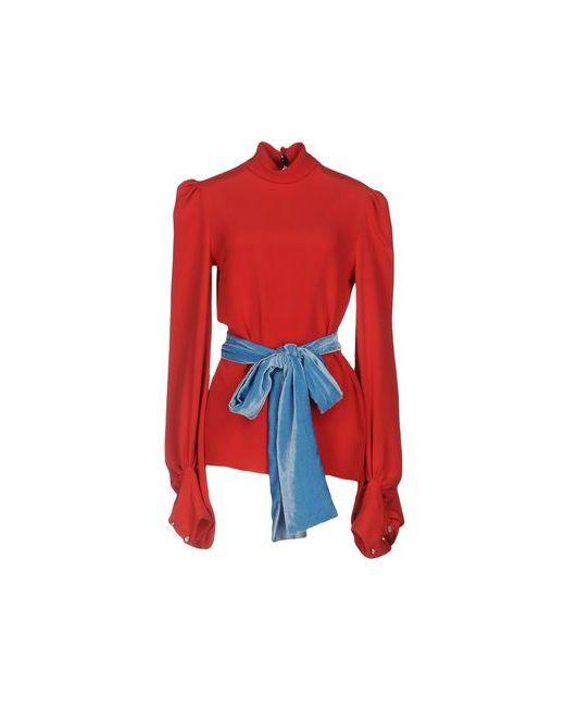 HILLIER BARTLEY | Красная Блузка