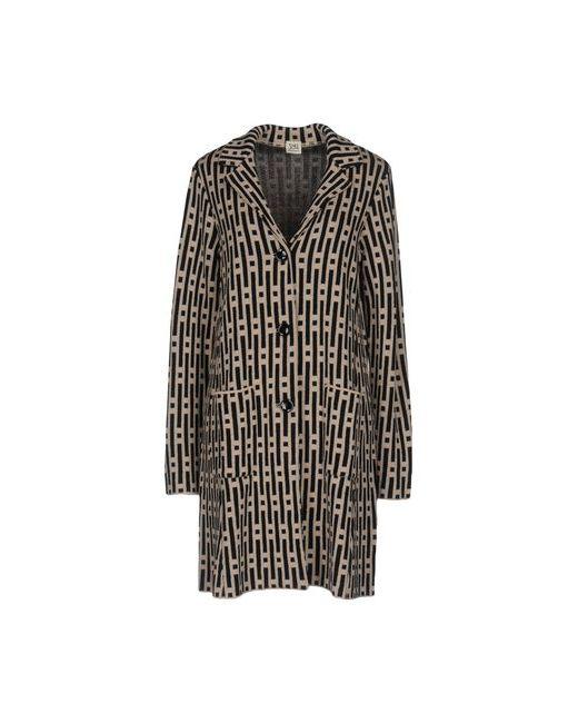 Siyu | Женское Бежевое Легкое Пальто