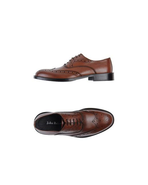 John Bakery | Мужская Обувь На Шнурках