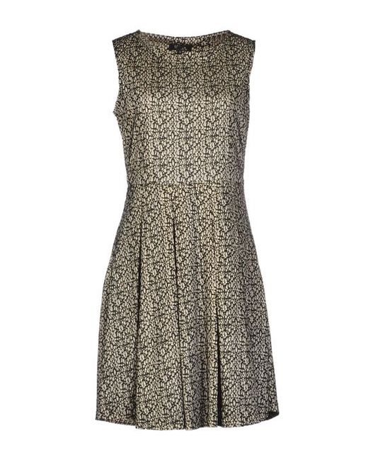 Cutie | Женское Короткое Платье
