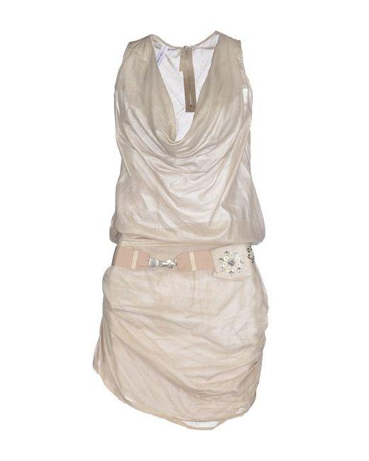 High   Женское Короткое Платье