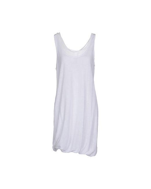 Dries Van Noten | Женское Белое Короткое Платье