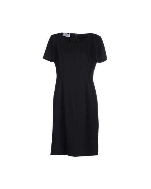 Diana Gallesi | Женское Чёрное Короткое Платье