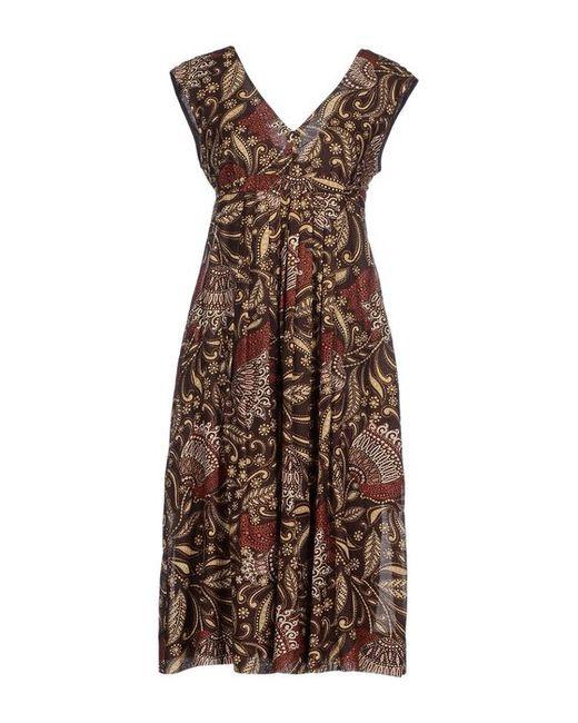 Weekend Max Mara | Женское Платье До Колена