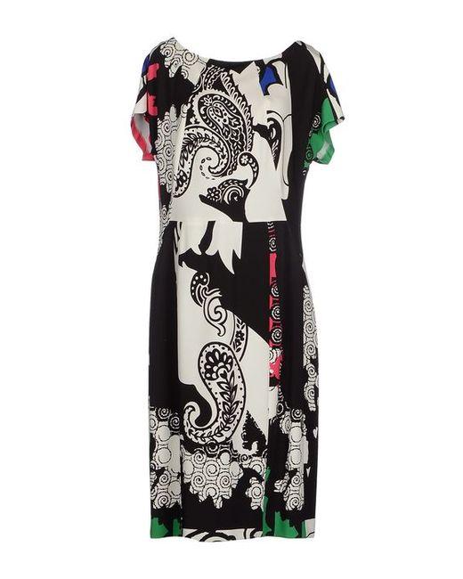 Etro | Женское Платье До Колена