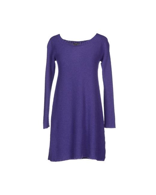 Almeria | Женское Розовато-Лиловое Короткое Платье
