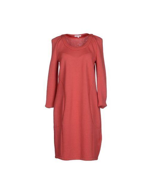 Patrizia Pepe | Женское Коричневое Короткое Платье