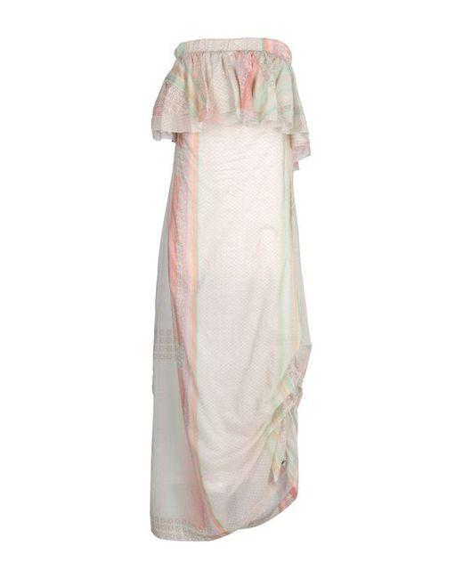 Manila Grace Denim | Женское Длинное Платье