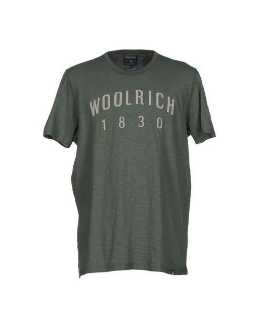 Woolrich   Мужская Футболка