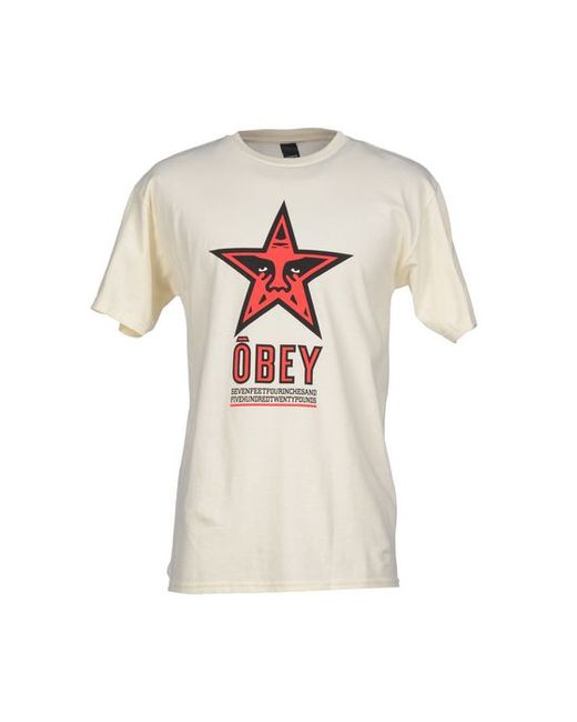 Obey | Мужская Футболка