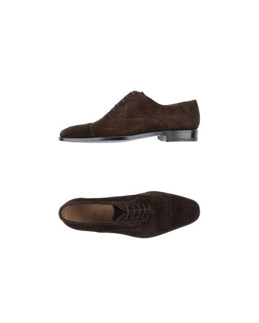 Sutor Mantellassi | Мужская Какао Обувь На Шнурках