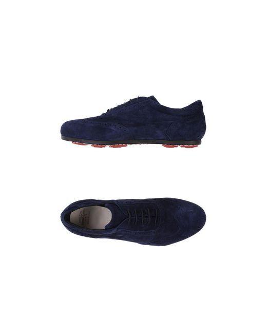 Pantofola d'Oro | Мужские Синие Низкие Кеды И Кроссовки