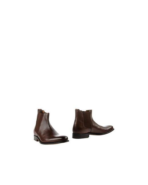 Grenson | Мужские Коричневые Полусапоги И Высокие Ботинки