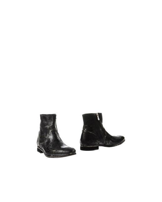 O.X.S. | Мужские Чёрные Полусапоги И Высокие Ботинки
