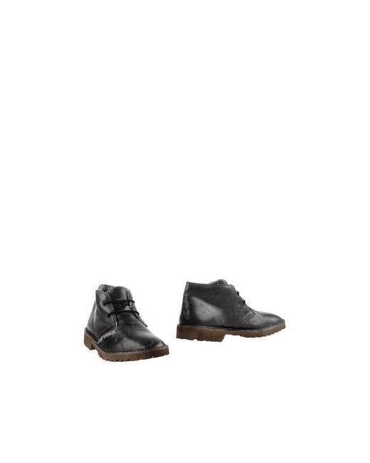 Le Crown | Мужские Коричневые Полусапоги И Высокие Ботинки