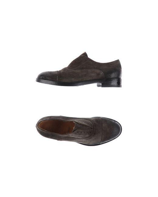 L'AUTRE DOUCAL'S   Женская Серая Обувь На Шнурках