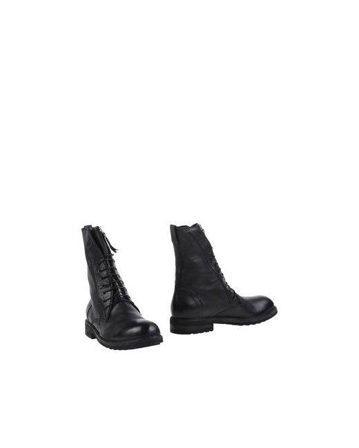 Halmanera | Женские Чёрные Полусапоги И Высокие Ботинки