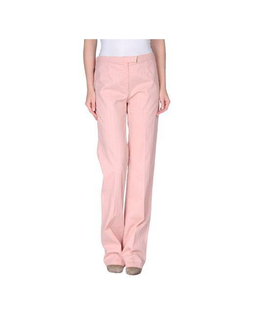 Moschino Jeans | Женские Розовые Повседневные Брюки