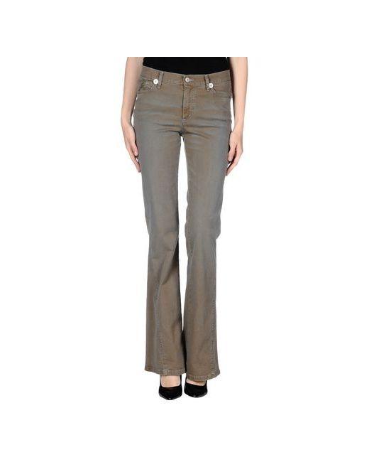 Krizia Jeans | Женские Хаки Джинсовые Брюки