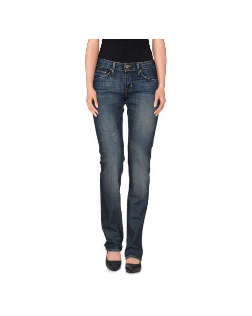 Polo Jeans Company   Женские Синие Джинсовые Брюки