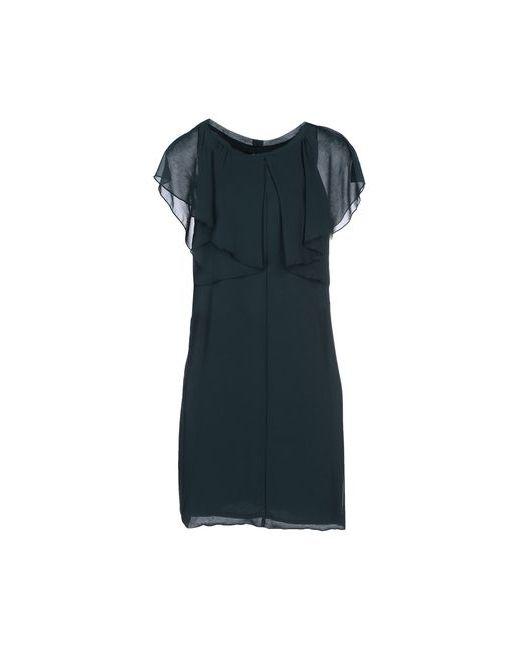 Relish | Женское Зелёное Короткое Платье