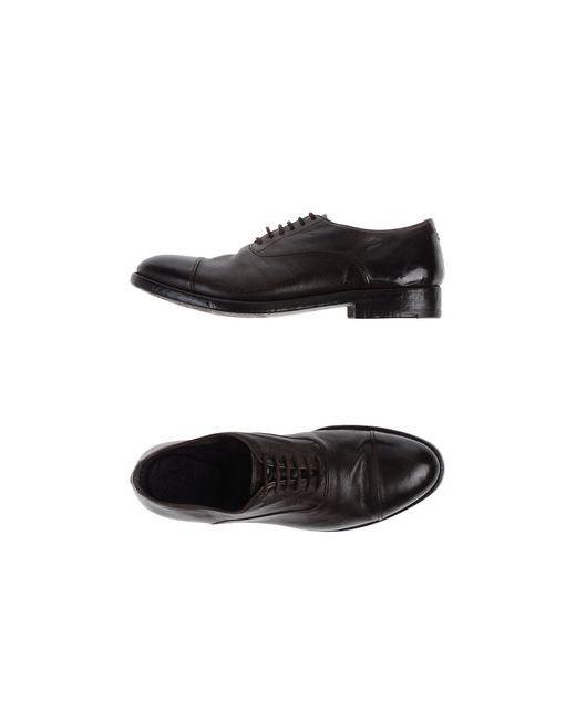 Henderson Fusion | Женская Коричневая Обувь На Шнурках