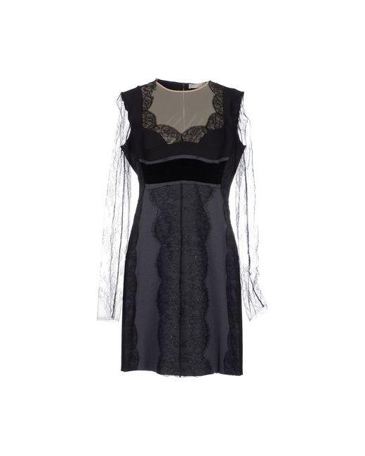 Stella Mccartney   Женское Чёрное Короткое Платье